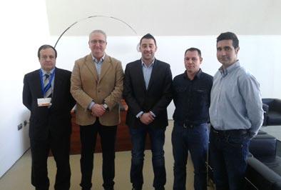 Nueva junta en la Asociación de Ferias Aragonesas