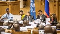 Rusia ha albergado la reunión de la Comisión Regional para África (CAF).