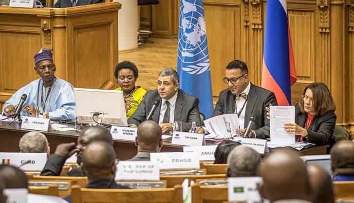 Líderes del Turismo africano se reúnen en San Petersburgo