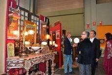 Nougrupfiral, una de las nuevas empresa asociadas, organiza ferias de antigüedades.