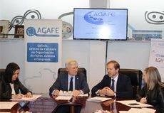 Ricardo Durán es elegido como nuevo presidente de Agafe