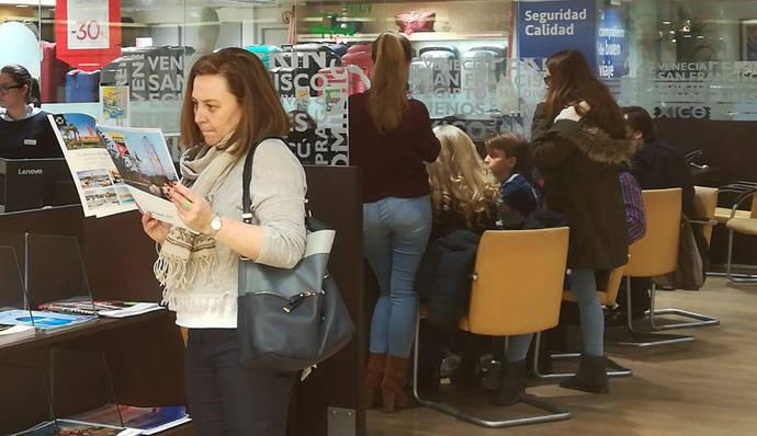 Baja el nivel de satisfacción de los clientes de agencias de viajes españolas