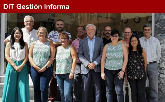 Viajes Canatour, de Dit Canarias, cumple 50 años