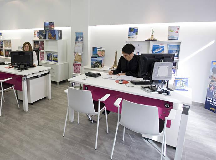 Las agencias arrancan con un 5% más de empleados