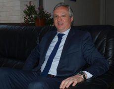 Carlos Garrido preside CEAV.