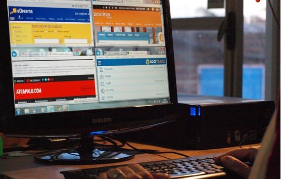 Las agencias 'online', muy importantes en la era poscovid, según Expedia