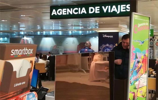 Garrido avisa: 'Sin las agencias la recuperación del Turismo no será posible'