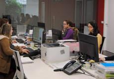Las agencias dan de alta a 1.100 personas durante febrero