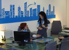 Las agencian crean más de 1.300 empleos en junio