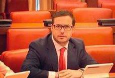 Agustín Almodóbar, portavoz de Turismo del PP en el Congreso de los Diputados.