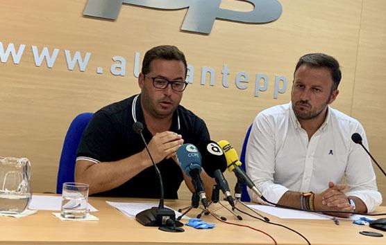 PP pide al gobierno prorrogar el contrato del Imserso para salvar 12.000 empleos