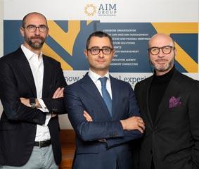 AIM Group compra la mayoría de VanGoGh