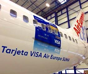 Air Europa y Bankinter activan la contratación 'online' de la nueva tarjeta de crédito