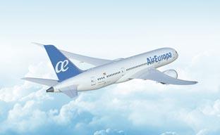 Air Europa ofrece Wi-Fi en todos sus vuelos de largo radio