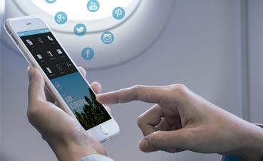 Air Europa ofrece Wi-Fi gratis a sus pasajeros Business