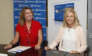 Bankinter gestiona la nueva tarjeta de Air Europa