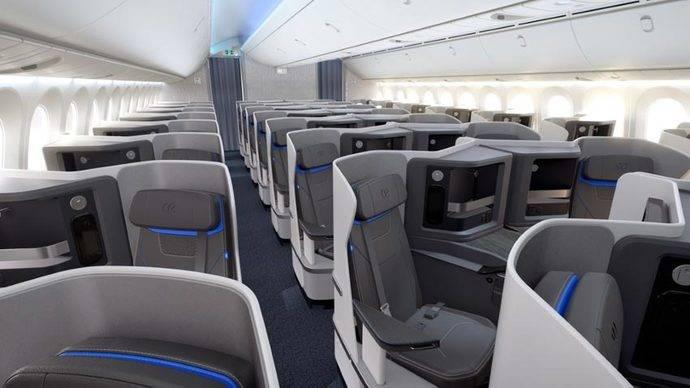 Air Europa mejora el sistema de entretenimiento