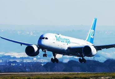 Air Europa retoma su operativa de larga distancia