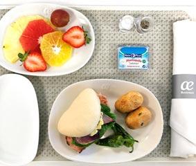 Air Europa renueva los menús a bordo con Martín Berasategui