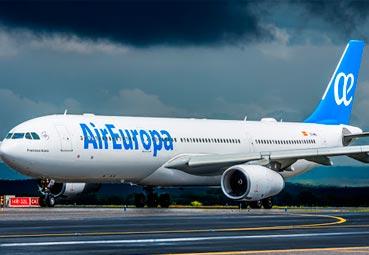 Air Europa plantea un ERTE por el impacto del covid-19