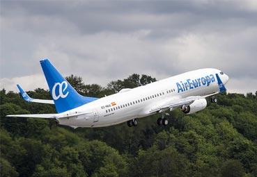 Air Europa amplía su 'streaming' a más rutas aéreas