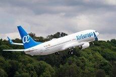 Flexibilidad en los vuelos interislas de Air Europa