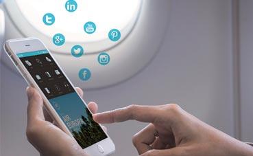 Air Europa triplica la conexión Wi-Fi gratuita
