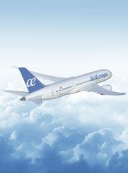 Air Europa recibe el tercer Airbus 330-300 con todas sus plazas de clase Business