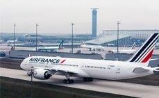 El Boeing 787 de Air France, al Mobile World Congress