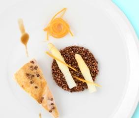 Nuevo 'guiño' de Air France a la gastronomía francesa