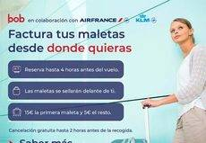 Nuevo servicio de recogida de maletas en España