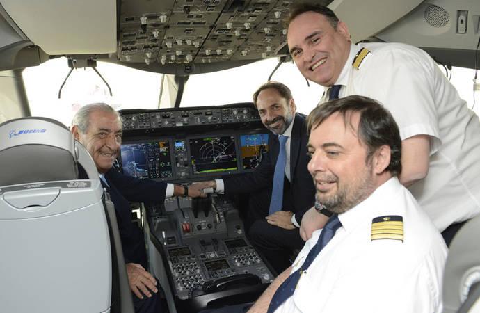 La tripulación de Air Europa no dormirá en Venezuela
