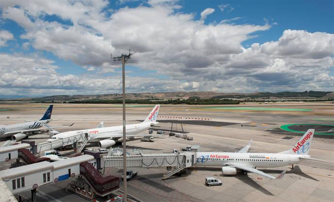 Air Europa gana un 8% más de viajeros hasta marzo
