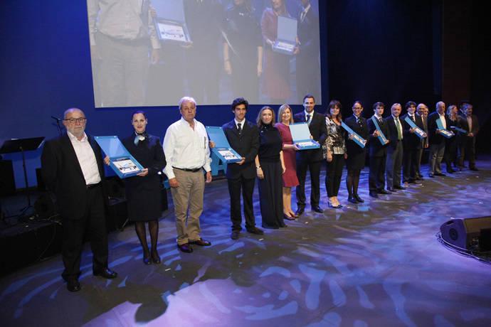 Air Europa rinde homenaje a sus empleados