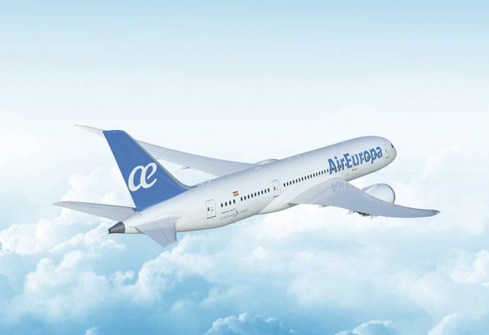 Air Europa refuerza su apuesta por Estados Unidos