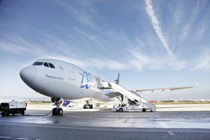Air Europa estrena Airbus 330-300 con asientos 'business'