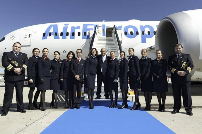 Hidalgo: 'Con el 787 Dreamliner se abre otro capítulo en la historia de Air Europa'
