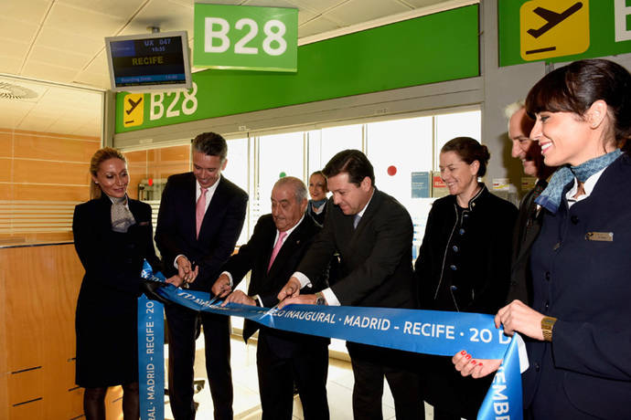 Air Europa volará a Recife a partir del 20 de diciembre