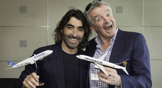 Air Europa amplía el alcance de su alianza con Ryanair tras un exitoso inicio