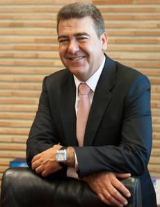 El presidente de Air Nostrum, Carlos Bertomeu.