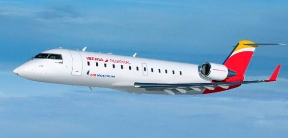 Air Nostrum adapta su estructura para la fusión con CityJet