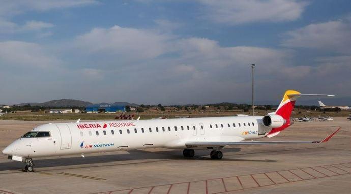 Huelga en Air Nostrum: 10.000 pasajeros afectados