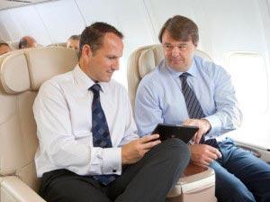airberlin introduce Internet 3G a bordo de su flota