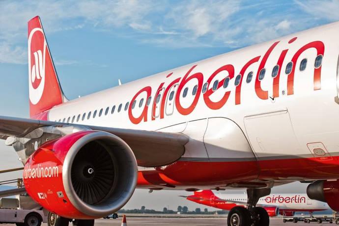 Pluta gestionará la insolvencia de Airberlin en España
