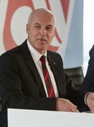 El consejero delegado de airberlin, Stefan Pichler.