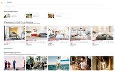 Barcelona exige a Airbnb la retirada de pisos ilegales