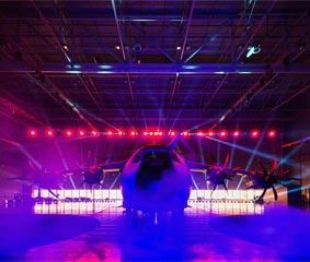 APD diseña y produce el acto de entrega del A400M al Ejército del Aire español