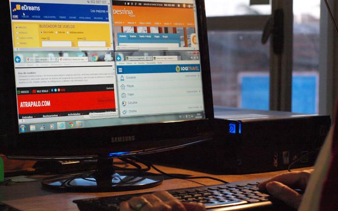 Las agencias acusan a los hoteleros de haber propiciado el dominio de las 'online'