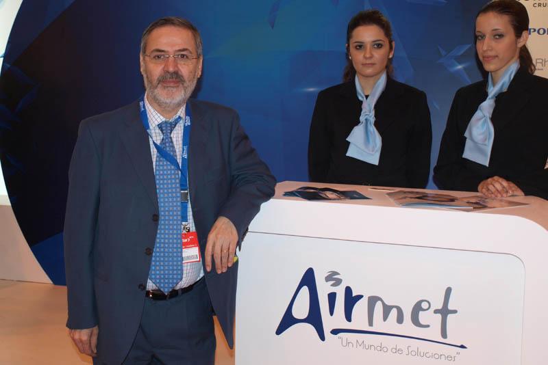 La IV convención de Airmet 'superará los 350 asistentes'
