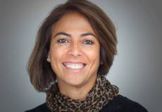 Claudia Serrano, key account manager de Aerticket en Madrid.